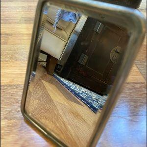 VINTAGE Silver Mirror beautiful